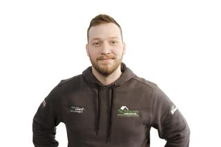 Jacob Woodside from LeafGuard by Keeney Home Services