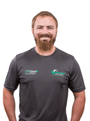 Eric Schmitz from LeafGuard by Keeney Home Services