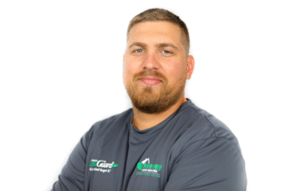 Darren Budreau from LeafGuard by Keeney Home Services