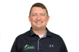 Jason Streblow from LeafGuard by Keeney Home Services