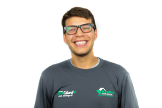 Luis Cuevas from LeafGuard by Keeney Home Services