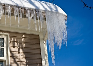 Why Is Ice Building Up in My Gutters?