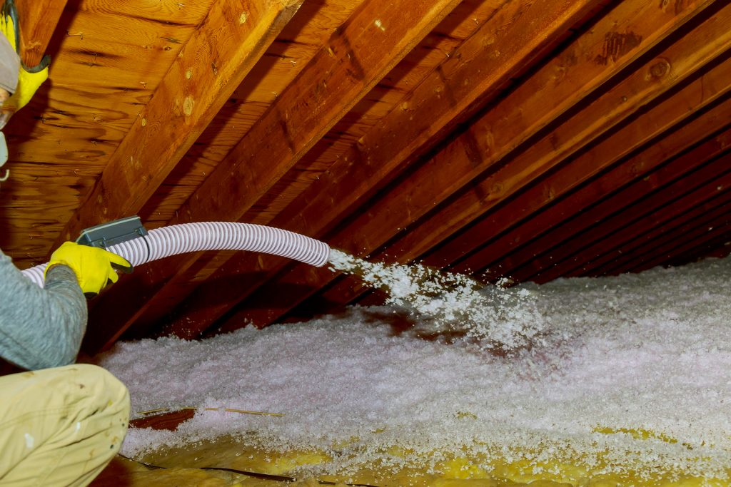 Crawl Space Insulation Neenah WI