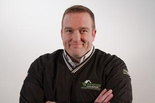 Andy Geoffrey from LeafGuard by Keeney Home Services