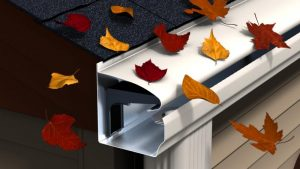 leaf protection for gutters